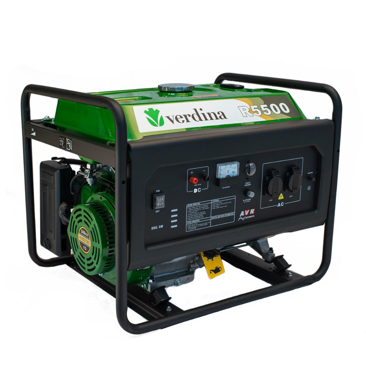 Generator Verdina R 5500